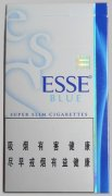 ESSE BLUE Korean cigarette