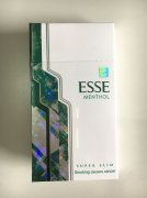 ESSE MENTHOL 5mg Korean cigarette