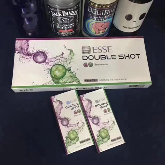 ESSE double shot - Click Image to Close