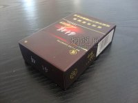 liqun hard sunshine (硬阳光) Chinese cigarette