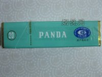 Panda (硬特规) Collector Edition cigarette