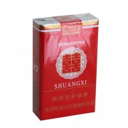 Guangdong Double Happiness soft box Cigarette